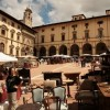 The antique fair Arezzo Italy: Fiera antiquaria in Arezzo