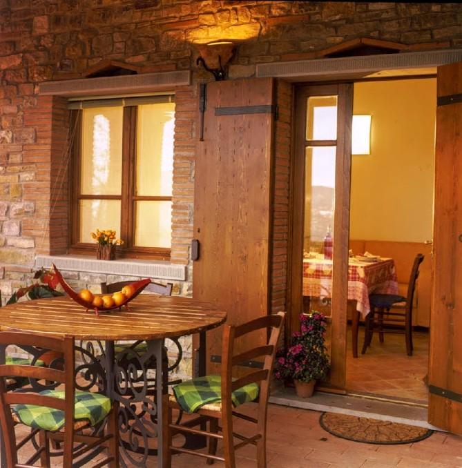 Tuscany Apartments: Romantic Apartment In Tuscany Holiday Farmhouse, Romantic