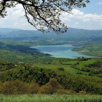 Valtiberina - Montedoglio Lake