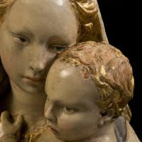 Citerna - La Madonna di Citerna from Donatello