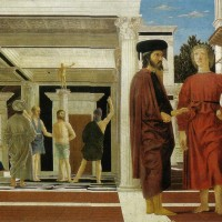 Piero-della-Francesca-Flagellazione-di-Cristo