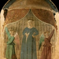 Piero della Francesca - Madonna del Parto