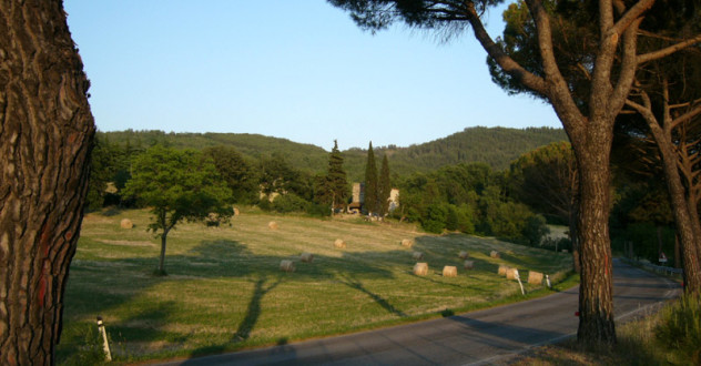Tuscany Farmhouse near Arezzo and Pieve Santo Stefano in Tuscany Tiber Valley