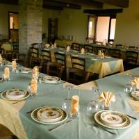Agriturismo con ristorante biologico, prodotti tipici della cucina toscana