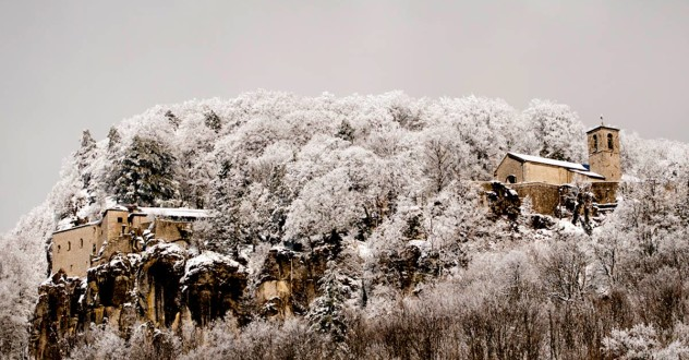 Casentino forests, La Verna Monastery and Camaldoli hermitage