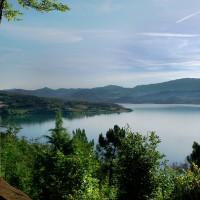 Pescare nel lago di Montedoglio o nel fiume Tevere. Pesca a mosca, carpfishing e ledgering.