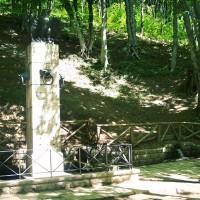 Valtiberina - Tiber spring