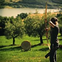Agriturismo Le Ceregne in Toscana con attività di tiro con l'arco.