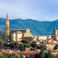 Arezzo - the Cathedral