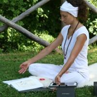 Yoga in the green of Valtiberina Toscana