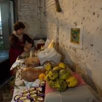 The exhibition market-I-centogusti-appennino-anghiari